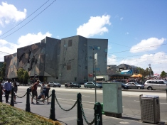 Federation Square and ACMI