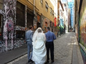 Street Art Laneway
