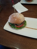 Lamb Burger from Grill'd