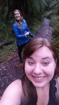 Selfies in the Bush!
