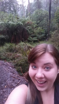 Another Selfie in the Bush...