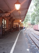 Puffing Billy Station