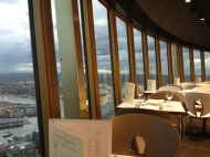 Our Table at the Sydney Tower