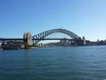 Harbor Bridge on the Opera House Tour