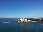 Opera House from the Harbor Bridge