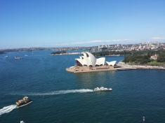 Opera House from Pylon Lookout