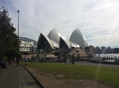 Opera House from the Botanical Garden