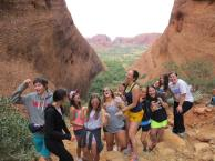 Kata Tjuta: Sexy Group Pic
