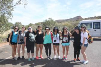 Pre Kings Canyon Group Shot