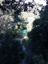 Jenolan Caves: Super Blue Water