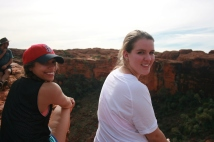 Kings Canyon: Caroline and Steph