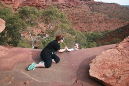 Kings Canyon: Attempting to save Steph...