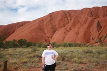 Uluru: awkward