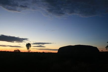 Uluru: Sunrise
